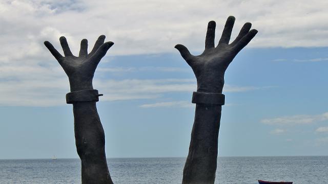 Commémoration de l'abolition de l'esclavage:  22 Mai 1848