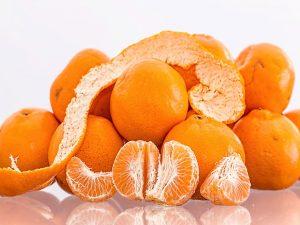 Mousse à la mandarine